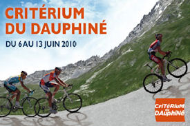 The 62nd Crit�rium du Dauphin�