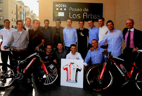 Specialized-Contador-MSF Team 2010