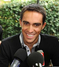 Contador will lead Saxo Bank-SunGard in 2011