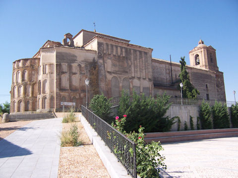 Santa Mar�a del Castillo in Madrigal de las Altas Torres