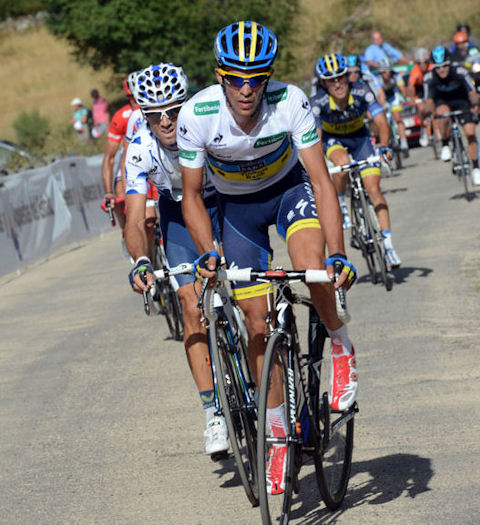 Contador and Purito duel again in La Vuelta 2012 Stage 14