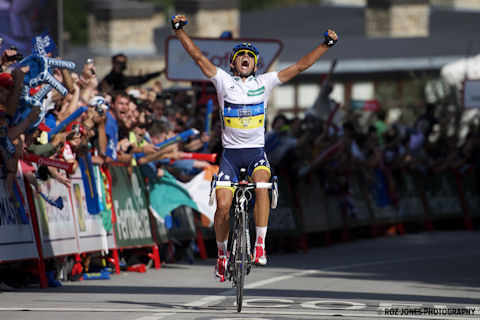 Triumph for Alberto Contador at Fuente D�