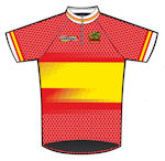 2011 Spanish National Champion's jersey